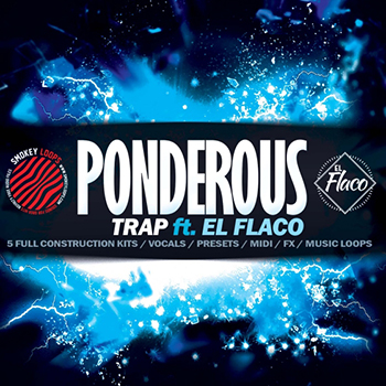 Сэмплы Smokey Loops Ponderous Trap