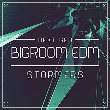 Сэмплы Next Generation Audio - Bigroom EDM Stormers