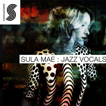 Сэмплы вокала - Samplephonics Sula Mae Jazz Vocals