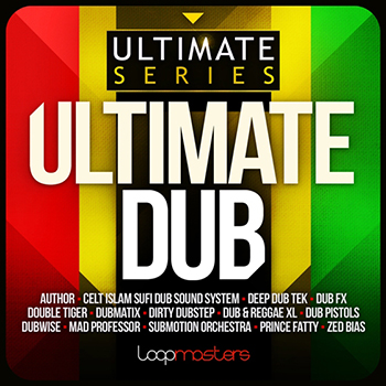 Сэмплы Loopmasters - Ultimate Dub