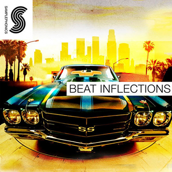 Сэмплы Samplephonics - Beat Inflections