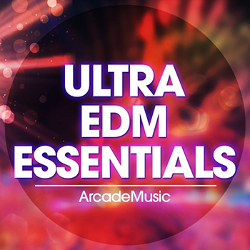 Сэмплы ArcadeMusic - Ultra EDM Essentials