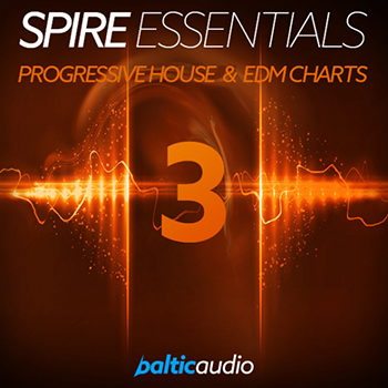 Пресеты Baltic Audio - Spire Essentials Vol 3 Progressive House & EDM