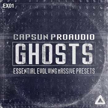 Пресеты CAPSUN ProAudio Ghosts Essential Evolving Massive Presets