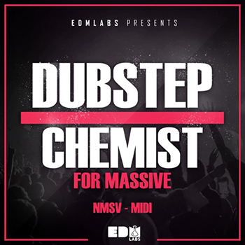 Пресеты EDM Labs Dubstep Chemist for Massive