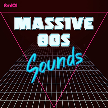 Пресеты SM101 - Massive 80s Sounds