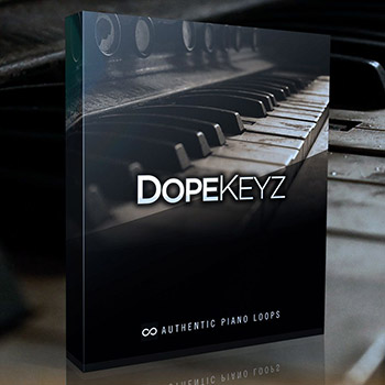 Сэмплы The Producers Choice DopeKeyz