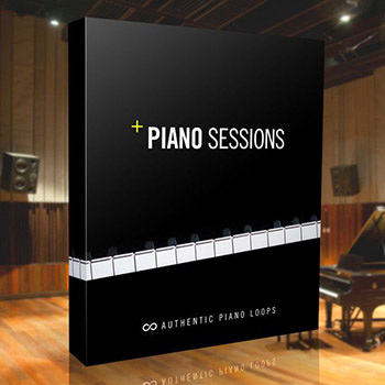 Сэмплы The Producers Choice Piano Sessions Bundle