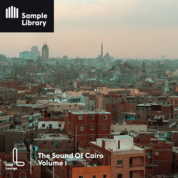 Звуковые эффекты - Loop Lounge The Sound Of Cairo Vol 1