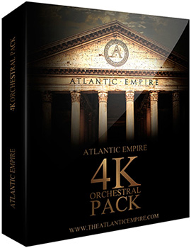 Сэмплы Atlantic Empire - 4K Orchectral Pack