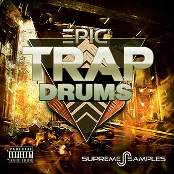 Сэмплы Supreme Samples Epic Trap Drums