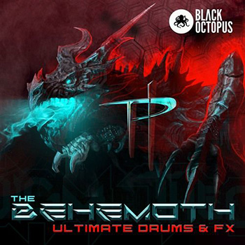 Сэмплы Black Octopus Sound The Behemoth Ultimate Drums And FX
