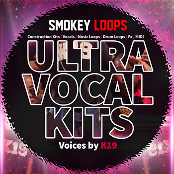Сэмплы Smokey Loops Ultra Vocal Kits