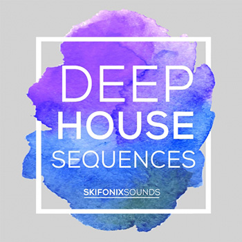 Сэмплы Skifonix Sounds - Deep House Sequences