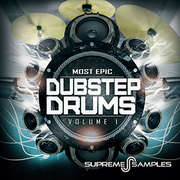 Сэмплы Supreme Samples Most Epic Dubstep Drums