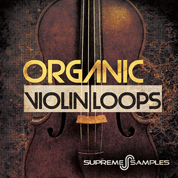 Сэмплы Supreme Samples Organic Violin Loops