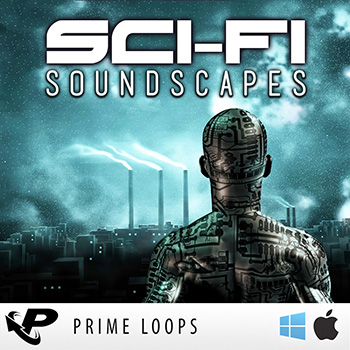 Сэмплы Prime Loops - Sci-Fi Soundscapes