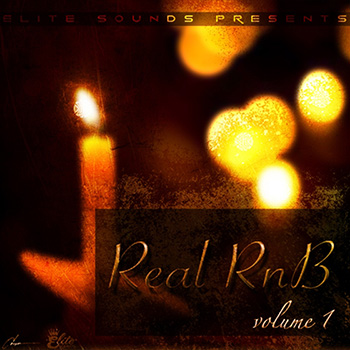 Сэмплы Elite Sounds - Real RnB Vol 1