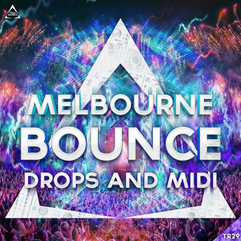 Сэмплы Triad Sounds - Melbourne Bounce Drops And Midi