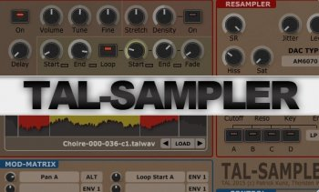 Togu Audio Line Sampler v2.8.8 x86 x64