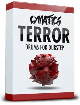Cymatics Terror Drums for Dubstep with Bonuses