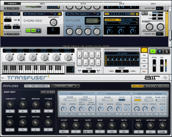 AIR Music Tech Transfuser v2.0.7 VST AAX x86 x64