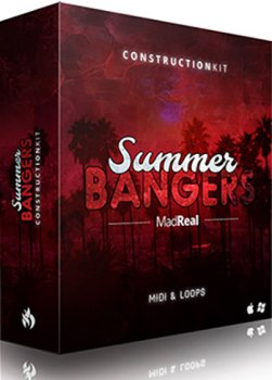 Сэмплы MadReal - Summer Bangers Construction Kit