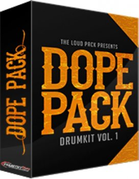 Сэмплы Industry Kits - Dope Pack DrumKit and More