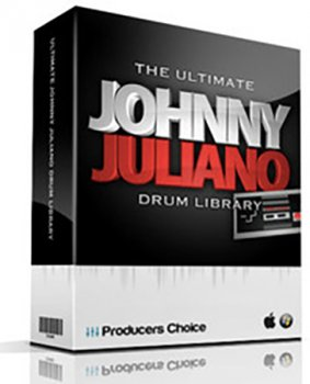 Сэмплы The Producers Choice Ultimate Johnny Juliano Drum Kit