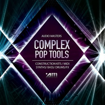 Сэмплы Audio Masters Complex Pop Tools