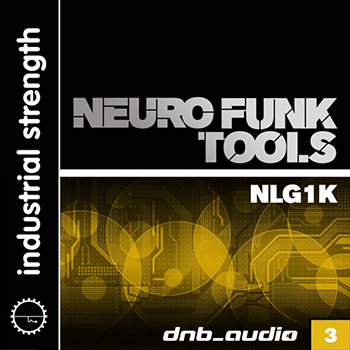 Сэмплы Industrial Strength - DnB Audio 3 - Nekrolog1k's Neuro Funk Tools