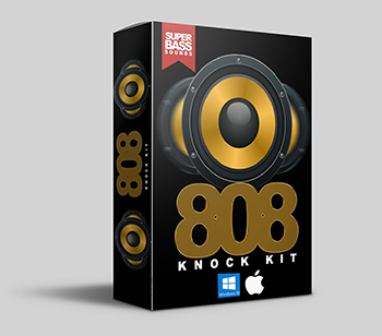 Сэмплы ударных - The Beat House - 808 Knock Drum Kit
