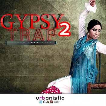Сэмплы Urbanistic - Gypsy Trap Vol 2