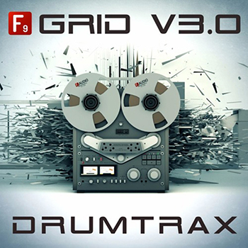 Сэмплы F9 Audio - Grid V3.0 - Future Retro Drumtrax (Ableton Live)