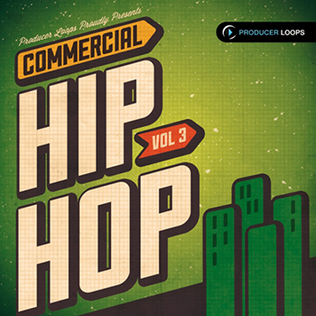 Сэмплы Producer Loops - Commercial Hip Hop Vol 3