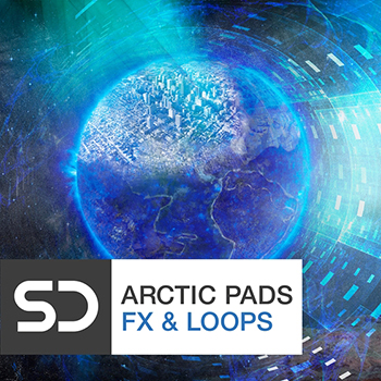 Сэмплы Sample Diggers - Arctic Pads Fx and Loops