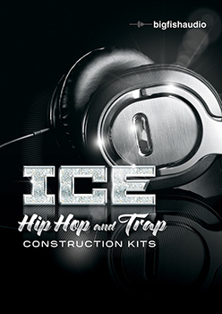 Сэмплы Big Fish Audio - ICE: Hip Hop and Trap Construction Kits
