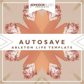 Проект Komodor Audio Autosave Progressive House Ableton Live Template