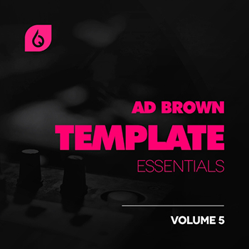 Проект Freshly Squeezed Samples - Ad Brown Template Essentials Vol. 5