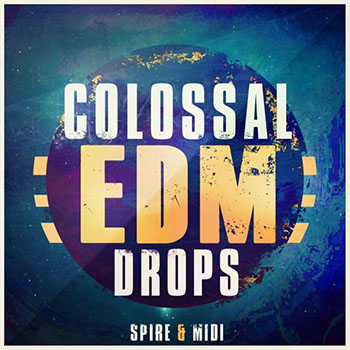 Пресеты Mainroom Warehouse Colossal EDM Drops