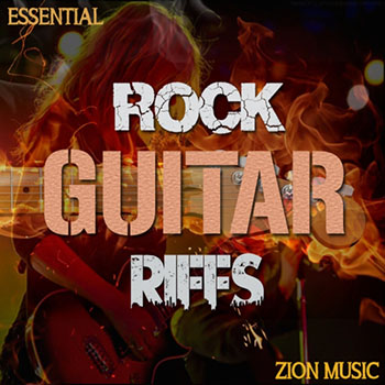 Сэмплы гитары - Zion Music Essential Electric Rock Guitar Riffs
