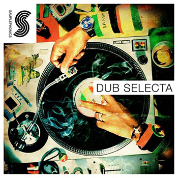 Сэмплы Samplephonics - Dub Selecta