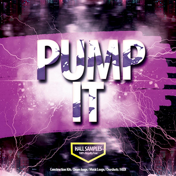 Сэмплы Hall Samples Pump It