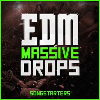 Сэмплы Mainroom Warehouse EDM Massive Drops Songstarters