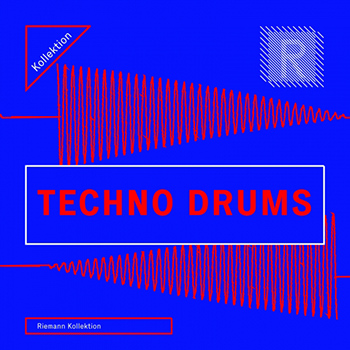 Сэмплы Riemann Kollektion Riemann Techno Drums 2