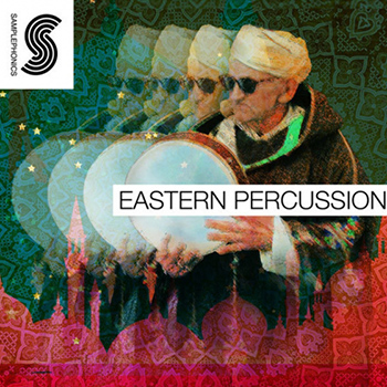 Сэмплы перкуссии - Samplephonics - Eastern Percussion