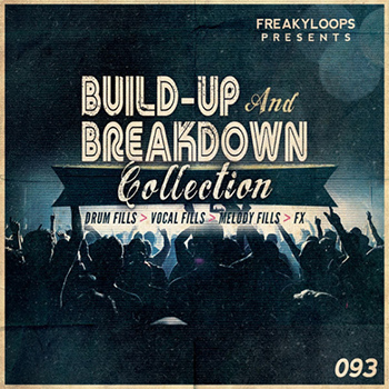 Сэмплы эффектов - Freaky Loops - Build-Up and Breakdown Collection