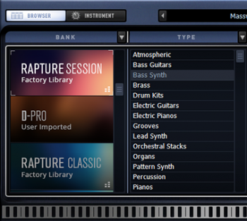 Cakewalk Rapture Session v2.0.5.81 x86 x64
