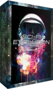 Звуковые эффекты - Epic Stock Media - Scifi Evolution