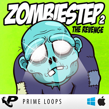 Сэмплы Prime Loops - Zombiestep 2 The Revenge